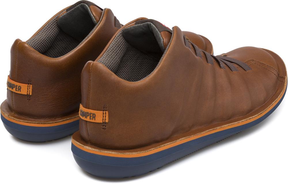 Camper Beetle Brown Ankle boots Men 36678-040