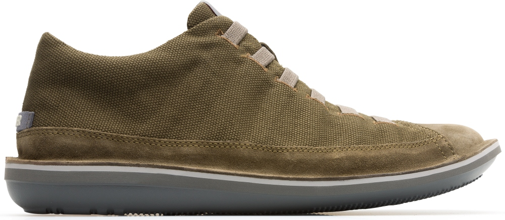 Camper Beetle Green Casual Shoes Men 36791-039