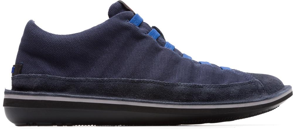 Camper Beetle Blue Casual Shoes Men 36791-041
