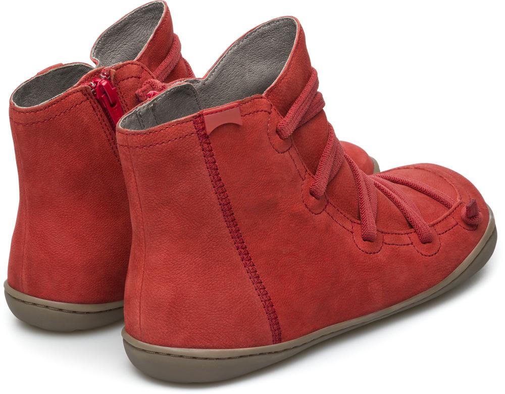 Camper Peu Vermell Botines Dona 46104-091