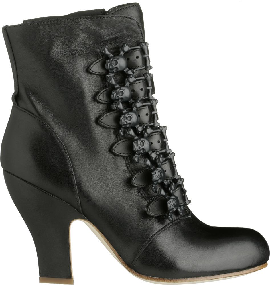 Camper TOGETHER Black Boots Women 46461-001