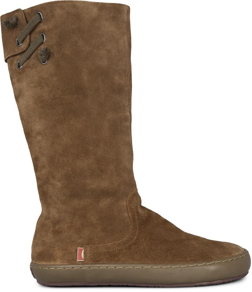 Camper Peu Brown Boots Women 46497-002