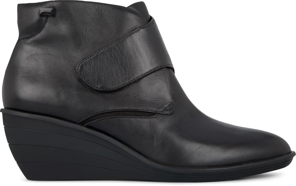 Camper MIA Black Boots Women 46507-001