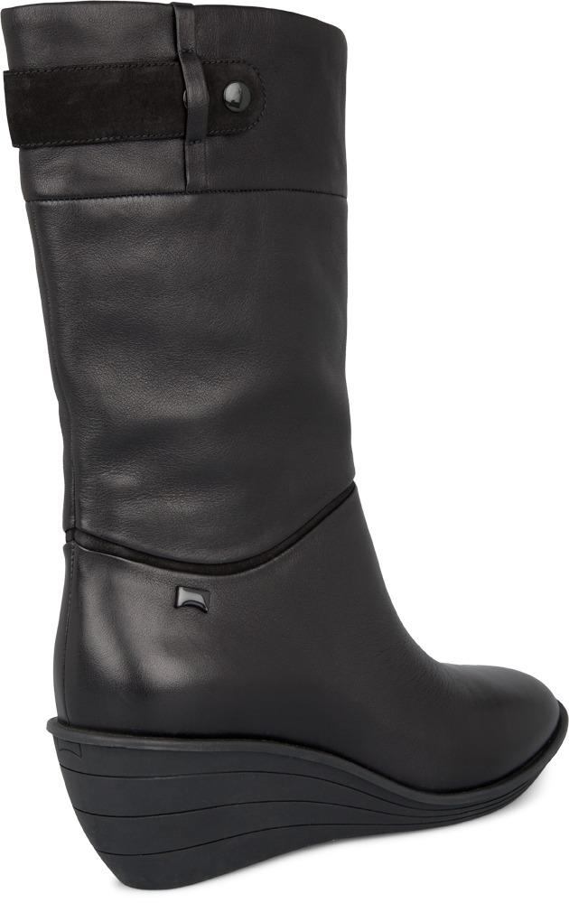 Camper MIA Black Boots Women 46509-001