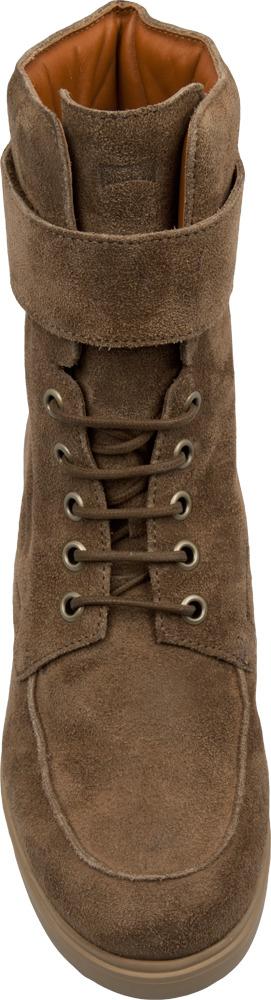 Camper VALLEY Brown Boots Women 46525-002