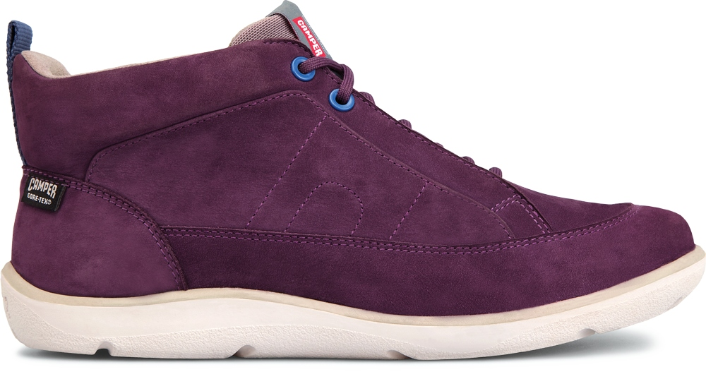 Camper SEAMAR Purple Boots Women 46555-003
