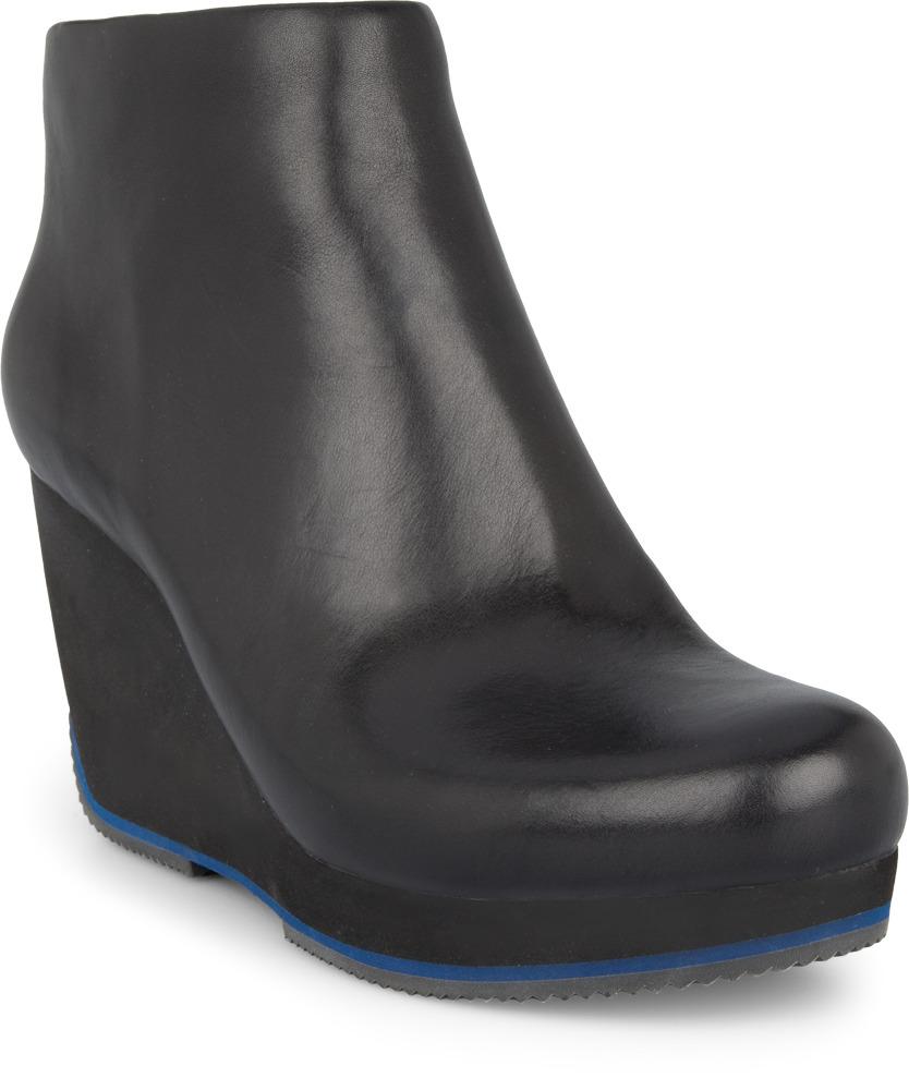 Camper TOGETHER Black Boots Women 46563-001