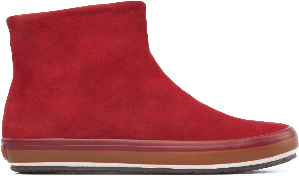 Camper Portol Red Sneakers Women 46622-025