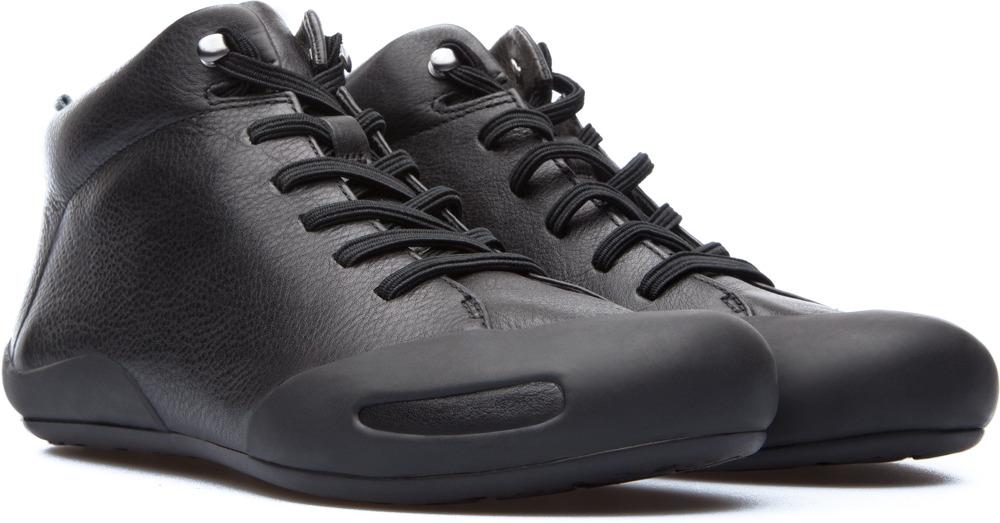 Camper Peu Senda Negro Sneakers Mujer 46713-009