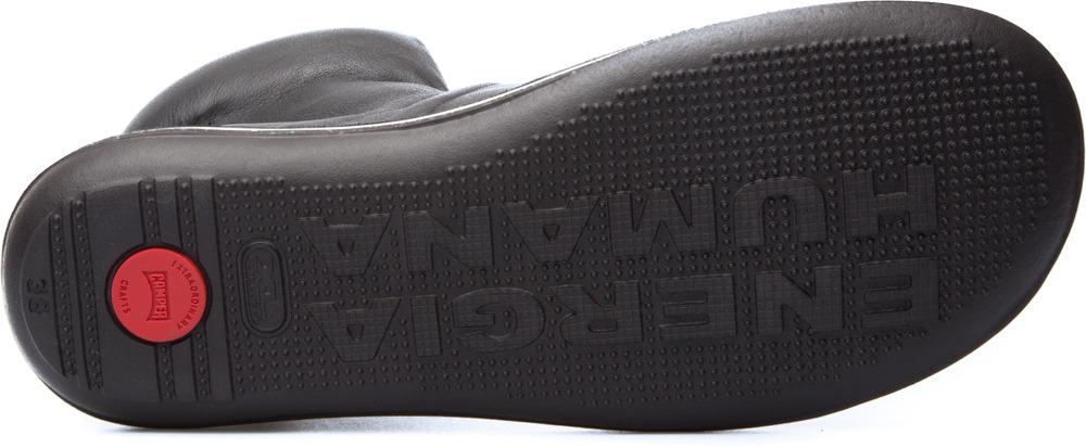 Camper Beetle Black Boots Women 46751-030