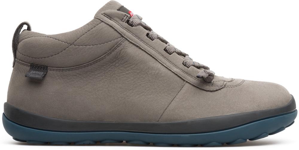 Camper Peu Pista Gris Zapatos Casual Mujer 46829-043