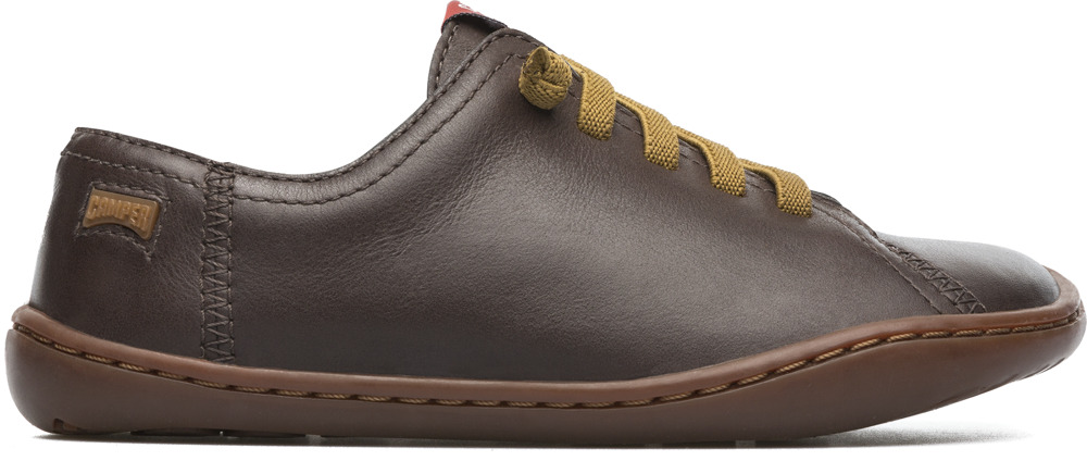 Camper Peu Brown Boots Kids 80003-027