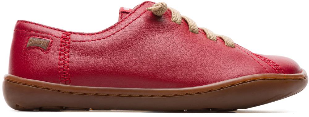 Camper Peu Rojo Zapatos de cordones Niños 80003-054