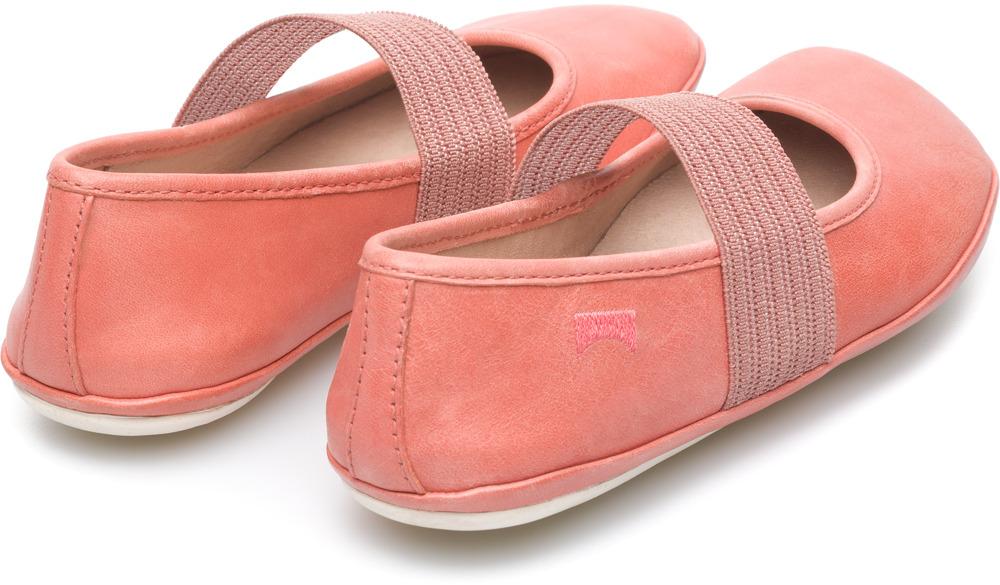 Camper Right Pink Ballerinas Kids 80025-092