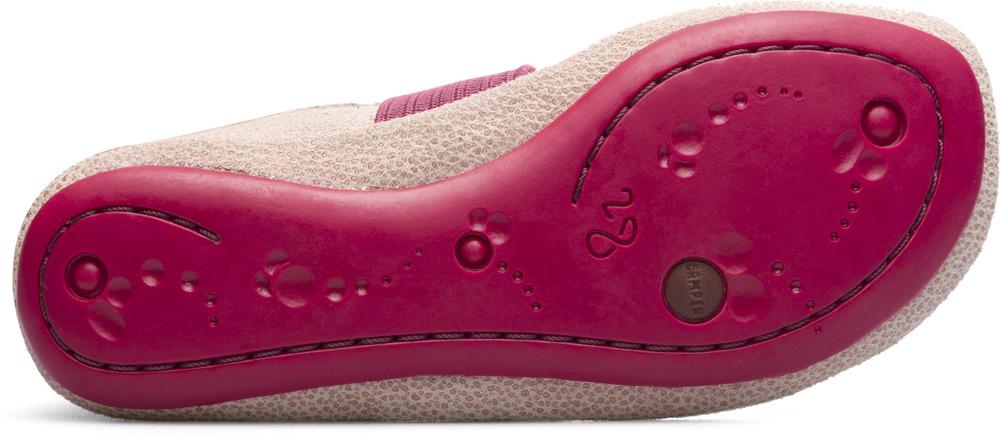 Camper Right Pink Ballerinas Kids 80025-100
