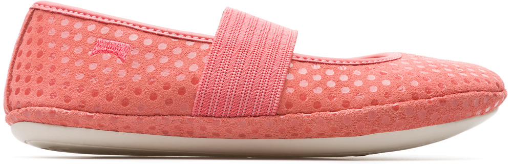 Camper Right Rose Ballerines Enfant 80025-105