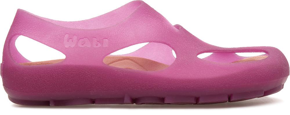 Camper WABI Purple Sandals Kids 80057-007