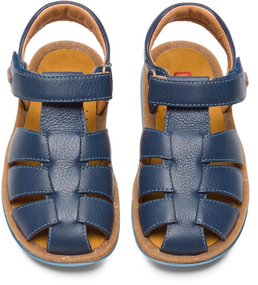 Camper Bicho Bleu Velcro Enfant 80177-045