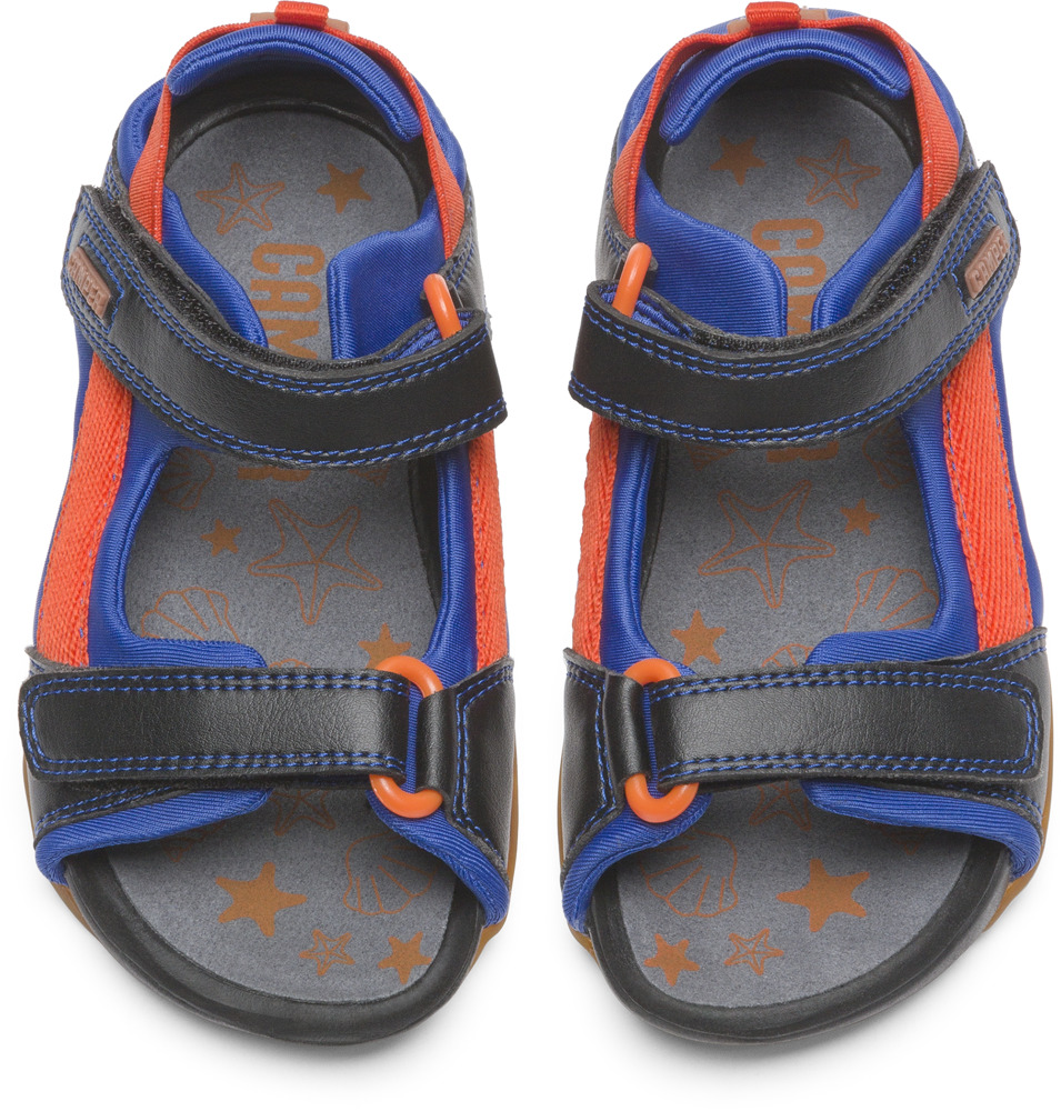 Camper Ous Multicolor Sandals Kids 80188-046