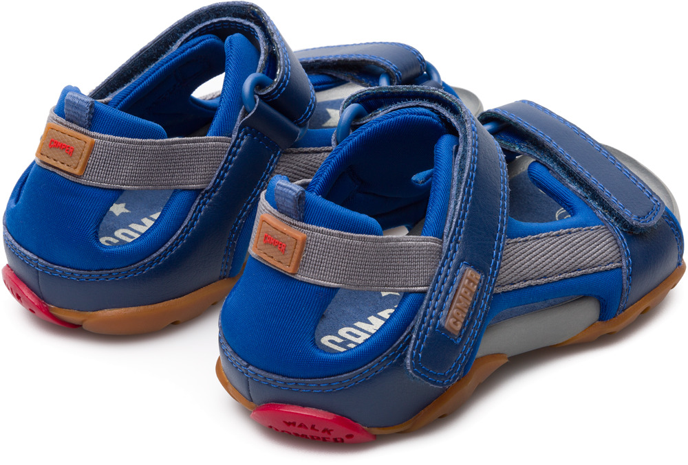Camper Ous Multicolor Non Leather Shoes Kids 80188-050