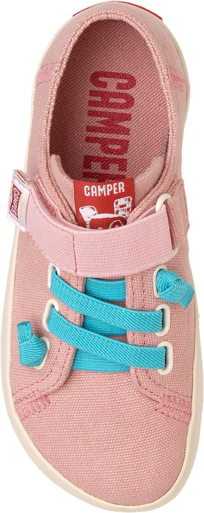 Camper Peu Pink SMART CASUAL SHOES Kids 80196-009