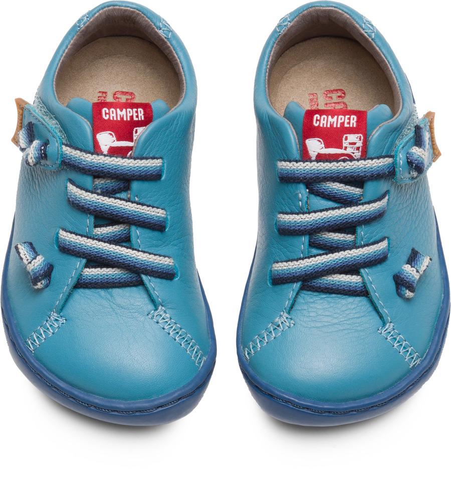 Camper Peu Bleu Velcro Enfant 80212-066