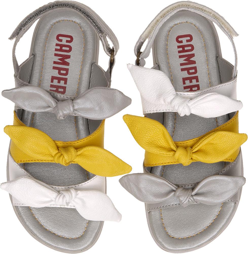 Camper Twins Multicolor Sandals Kids 80321-002