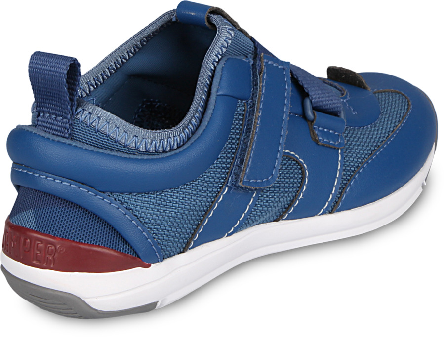 Camper WATERUNNER Blue SMART CASUAL SHOES Kids 80336-002