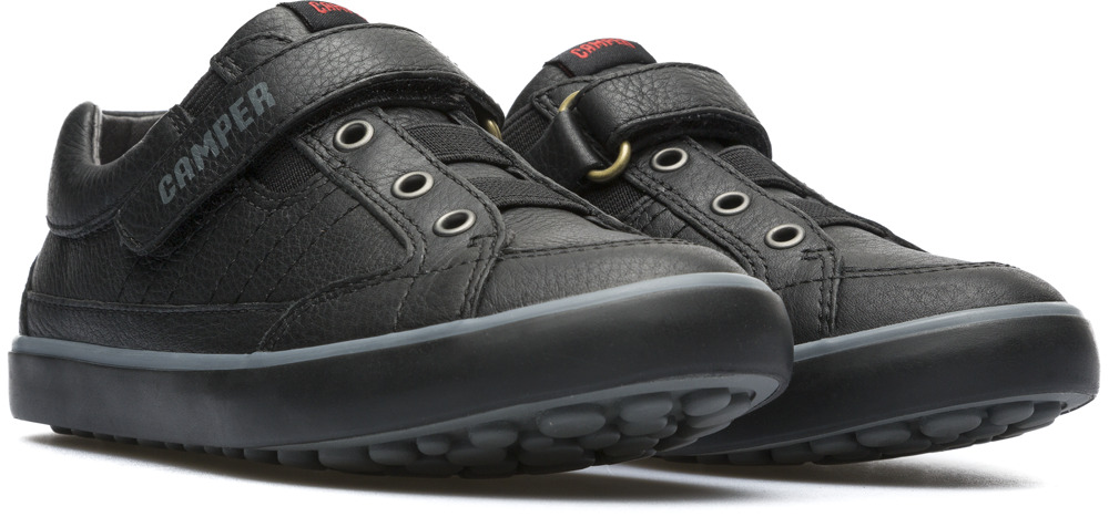 Camper Pursuit Black Sneakers Kids 80343-021
