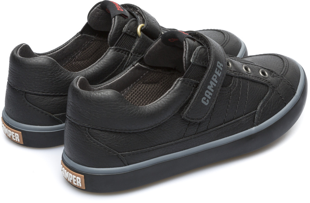 Camper Pursuit Negro Sneakers Niños 80343-021
