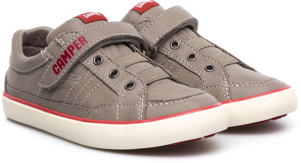 Camper Pursuit Grey Sneakers Kids 80343-023