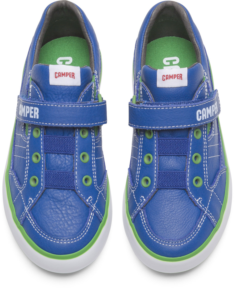 Camper Pursuit Blue Sneakers Kids 80343-052