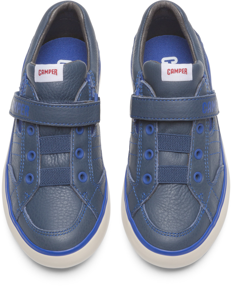 Camper Pursuit Bleu Baskets Enfant 80343-053