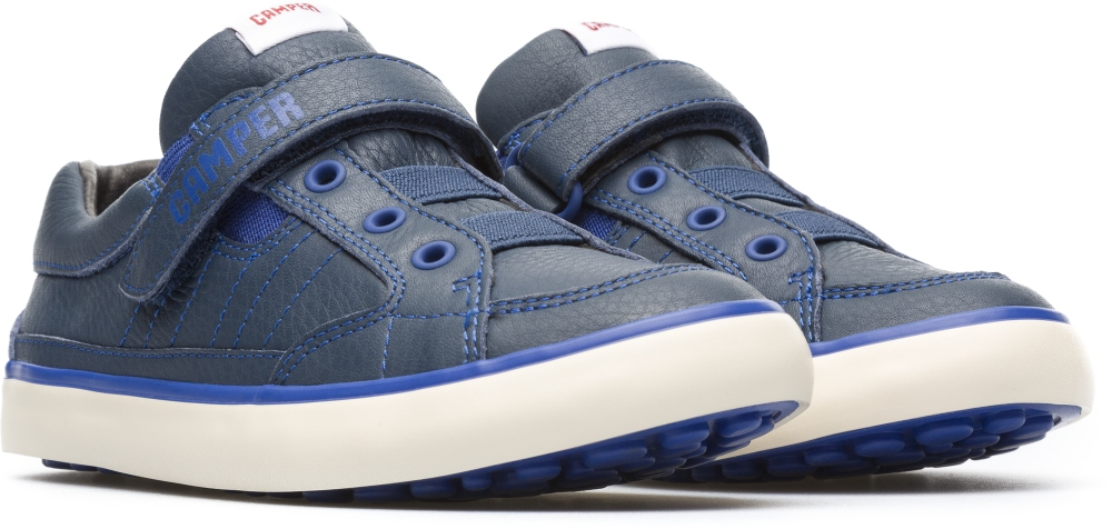 Camper Pursuit Blue Sneakers Kids 80343-053