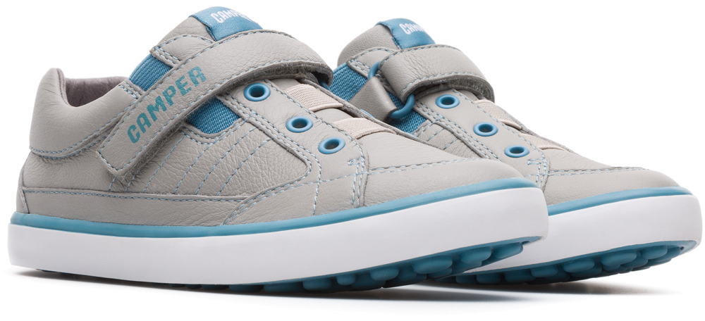 Camper Pursuit Grey Sneakers Kids 80343-058