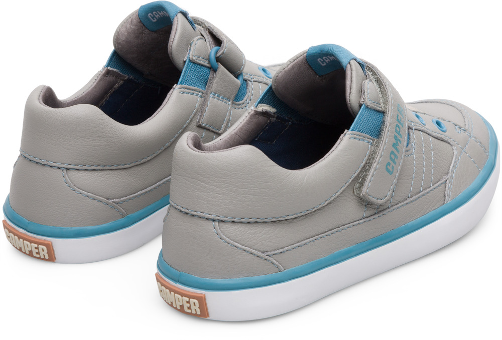 Camper Pursuit Gris Baskets Enfant 80343-058