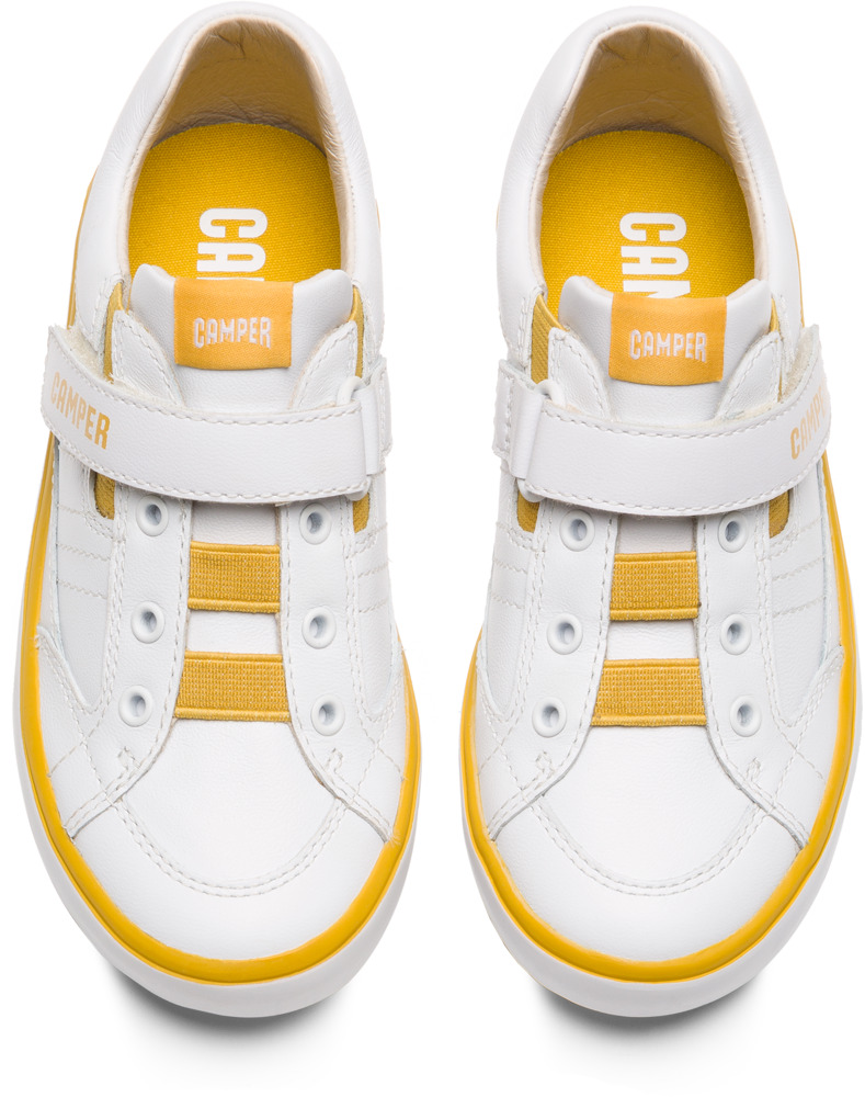 Camper Pursuit White Sneakers Kids 80343-059