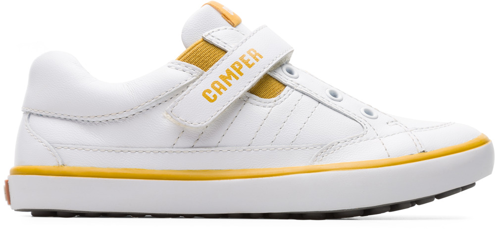 Camper Pursuit Blanc Baskets Enfant 80343-059