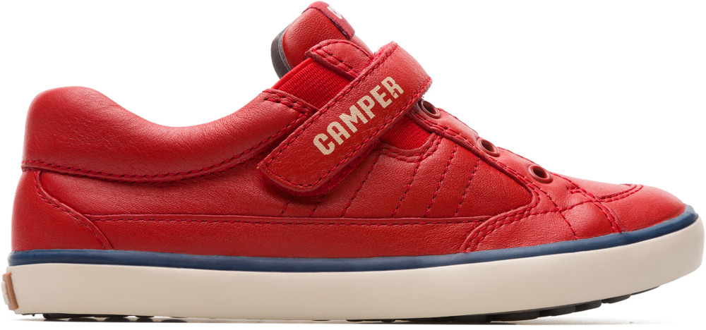Camper Pursuit Rouge Baskets Enfant 80343-060