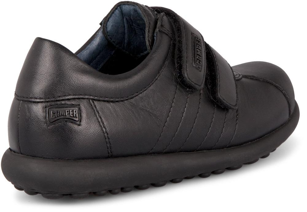 Camper Pelotas Black SMART CASUAL SHOES Kids 80353-002