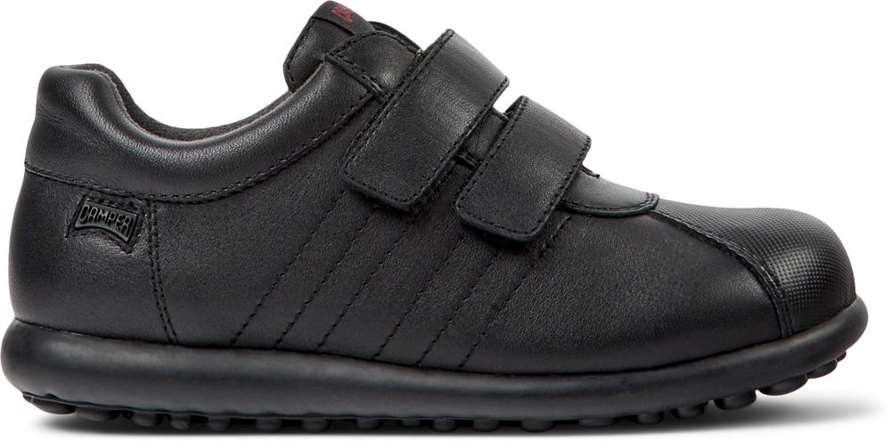 Camper Pelotas Black Boots Kids 80353-009