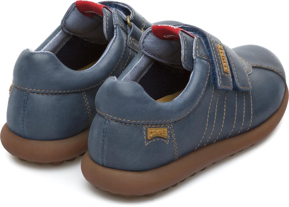 Camper Pelotas Blue SMART CASUAL SHOES Kids 80353-039