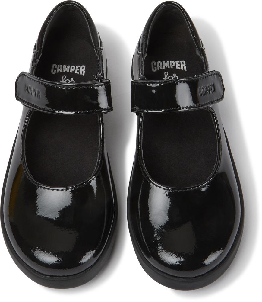Camper Spiral Comet Negro Bailarinas Niños 80356-028