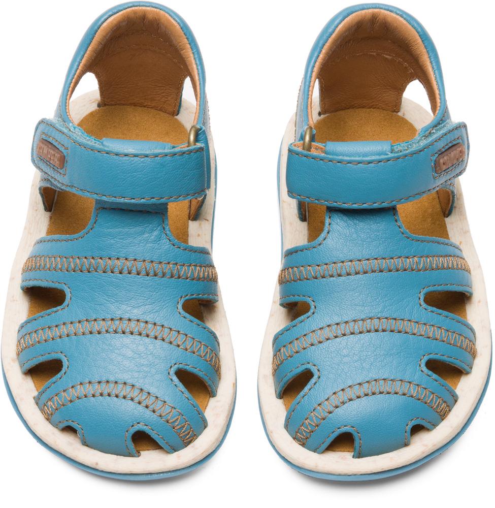 Camper Bicho Blue Velcro Kids 80372-048