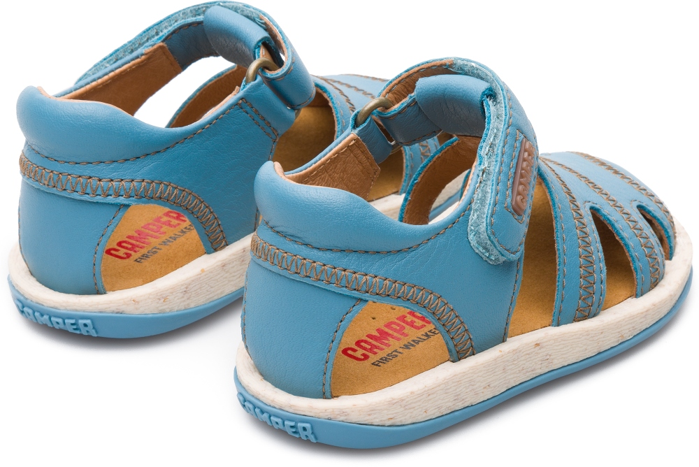 Camper Bicho Blu Velcro Bambino 80372-048