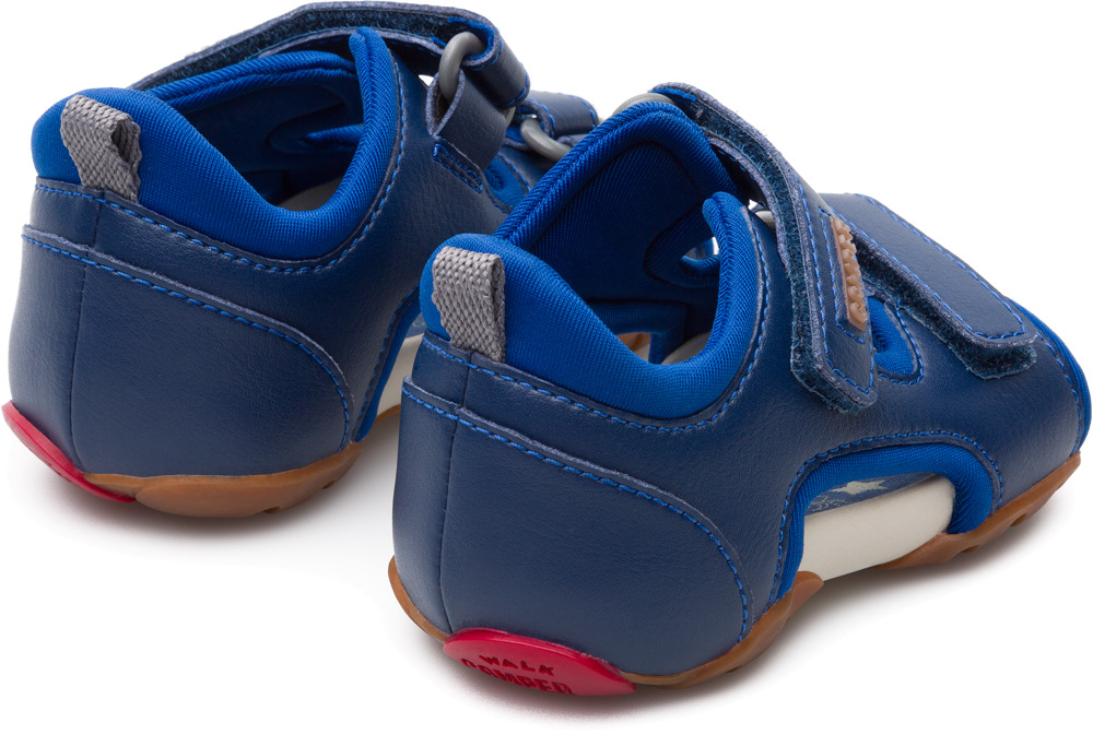 Camper Ous Blue Non Leather Shoes Kids 80530-033