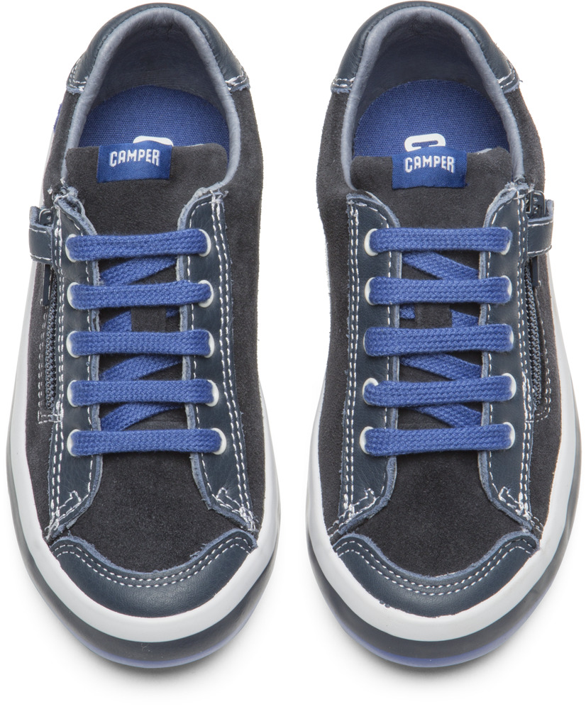 Camper Pursuit Blue Sneakers Kids 80535-036