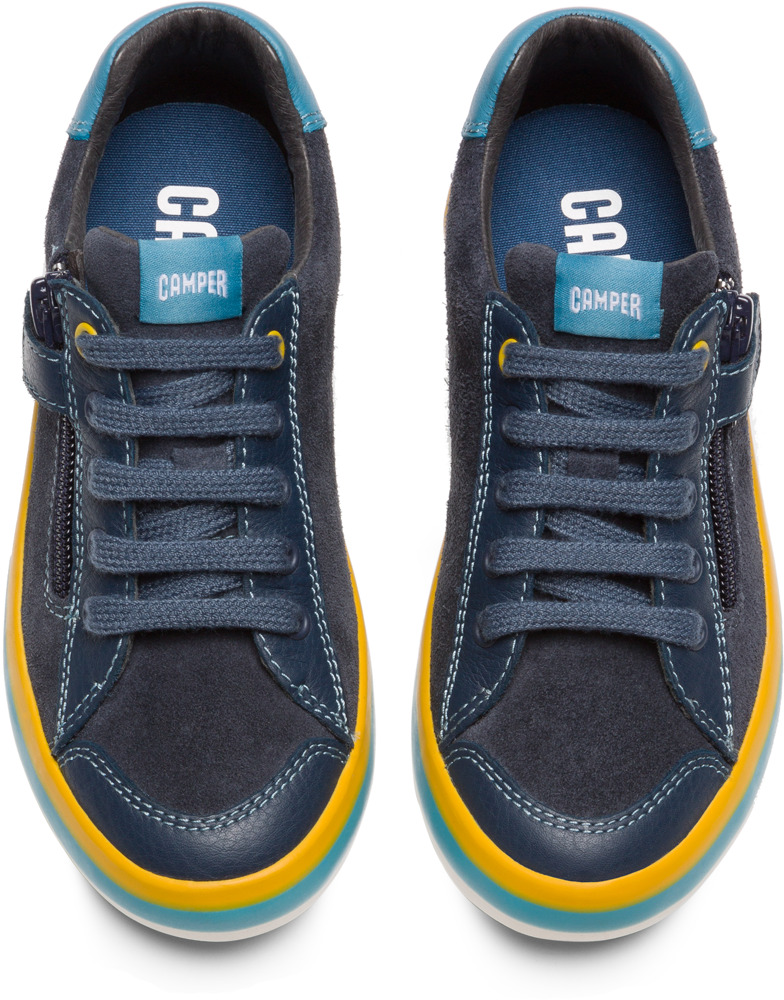 Camper Pursuit Blue Sneakers Kids 80535-038