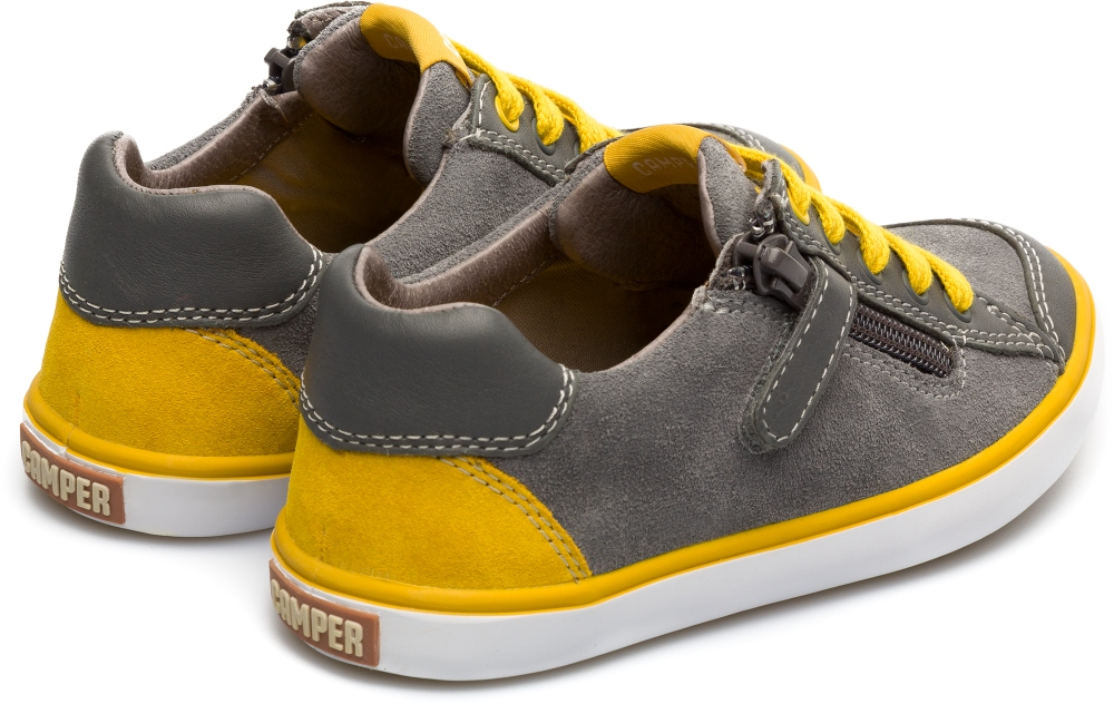 Camper Pursuit Gris Sneakers Nens 80535-039