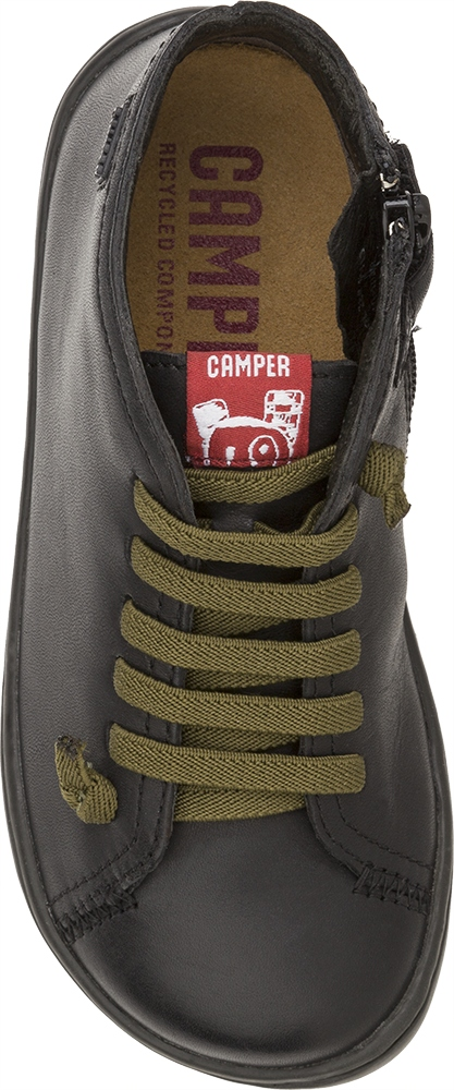 Camper Peu Black Ankle boots Kids 90019-016